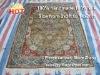 genuine silk rugs and geometric oriental rug