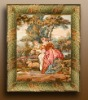 girl and boy Tapestry for home decoration