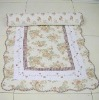 good quality embroideried table cloth