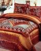 graceful taffeta fabric patchwork