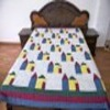 hand embroidered bedspreads