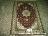 hand knotted persian silk rugs/carpets