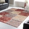 hand knotted woolen and bamboo silk carpet and rugs