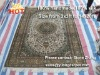 hand tied chinese silk rugs