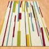 hand tufted acrylic modern carpet