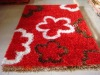 hand tufted polyester rug
