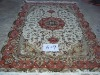 handknotted silk carpet ,wool silk carpet ,floor carpet