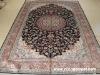 handmade China silk rug