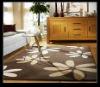 handmade acrylic rug