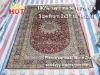 handmade all silk persian rugs