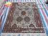 handmade carpet rugs silk
