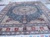 handmade carpet rugs silk