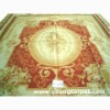 handmade french/Chinese wool aubusson carpets/rugs