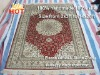 handmade iranian silk rugs and carpet