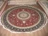 handmade silk rug