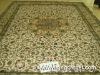 handmade small chinese silk rugs