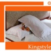 health care cervical pillow/hotel use pillow/bedsheet