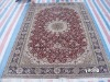 hereke silk carpets