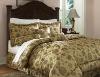 high quality 7piece jacquard comforter sets