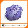 high quality curly nagorie feather pads