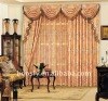 high quality damask fabric curtain tassels and tiebacks