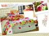home textile/bedding set/pillow case/duvet cover/100%cotton /100% polyster