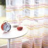 horizontal stripe curtain/latest curtain designs 2011/cheap curtains