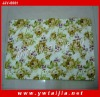 hot sale washable printed colorful polyester pillowcase