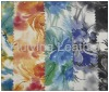 hot sell new flower prinmt leather for handbag HY-482