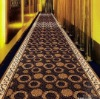 hotel corridor use carpet in high quality