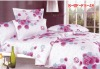 imitation silk bedding set