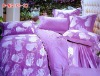 imitation silk bedding set