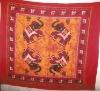 indian batik tapestries