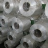industrial polyester yarn in raw white