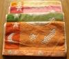 jacquard 100% cotton face towel