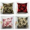 jacquard chenille sofa cushion(OYHGC222)