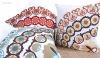 jacquard cotton cushion cover