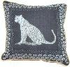 jacquard cushion,chenille cushion,polyester cushion,throw pillow