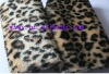 jacquard fake fur for garment