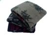 jacquard sherpa blanket