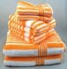 jacquard velour towels