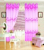 jxcl-yq5 100%polyester toothpick bar curtain