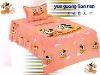 kids cartoon bedding set
