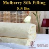 king size silk comforter
