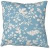 knitting flower cushion