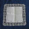 lace lady Handkerchief