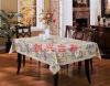 lace pvc tablecloth
