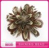 lady's stylish feather hairband