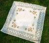 latest lace table cloth/table cloth