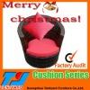 latest outdoor round seat cushion